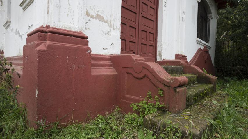 Imagen del monumento Gota de Leche