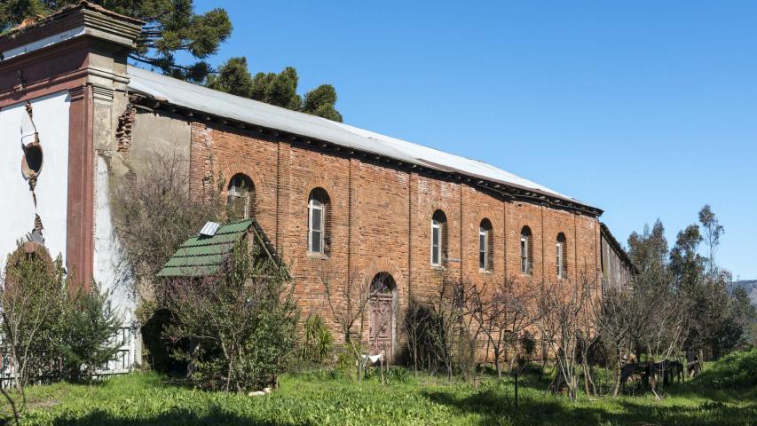 Imagen del monumento Iglesia de San Leonardo de Porto Mauricio