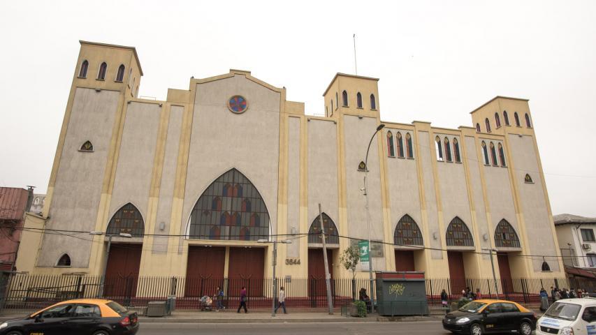 Imagen del monumento Catedral Evangélica de Chile