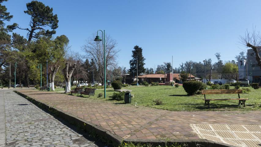 Imagen del monumento Sector de Lota Alto