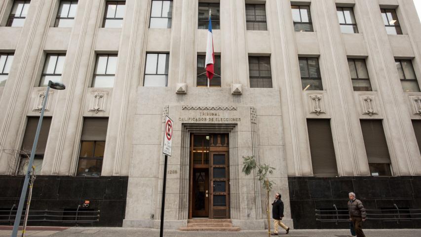 Imagen del monumento Edificio Sede del Tribunal Calificador de Elecciones