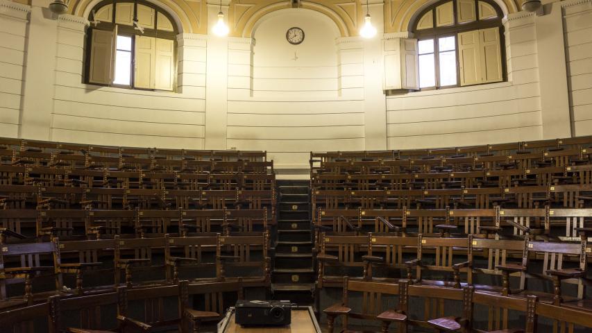 Anfiteatro del Instituto de Anatomía | Consejo de Monumentos ...