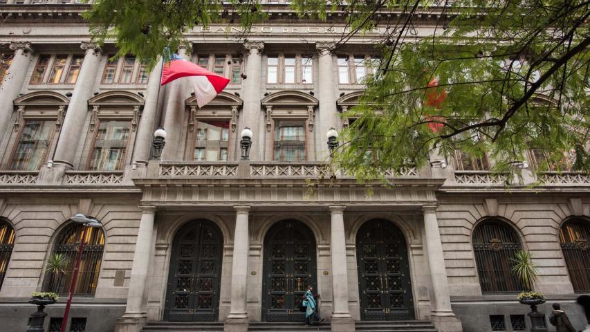 Imagen del monumento Casa Matriz del Banco de Chile