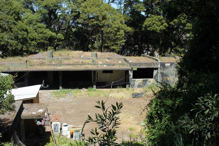 Imagen del monumento Fuerte y Sitio de Memoria El Morro de Talcahuano