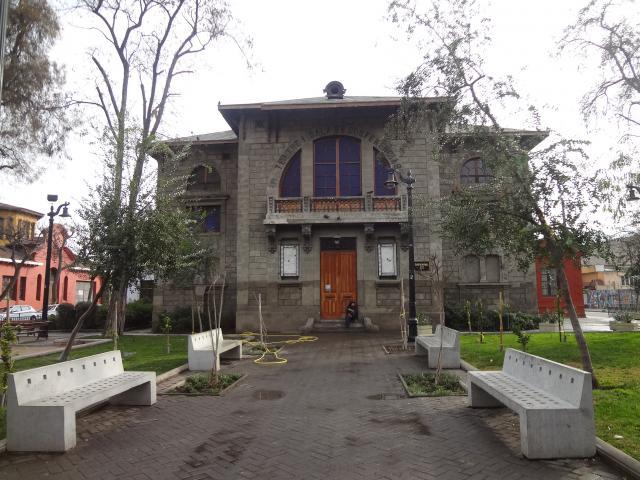 Imagen del monumento Teatro Huemul