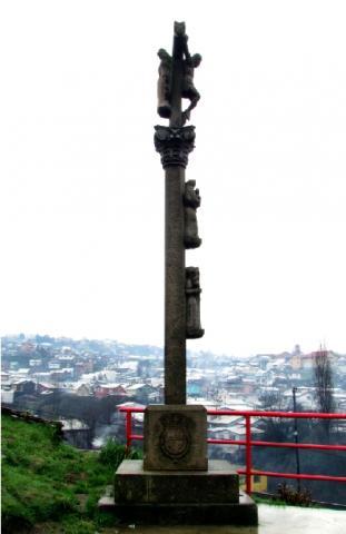 Imagen del monumento Cruceiro Gallego