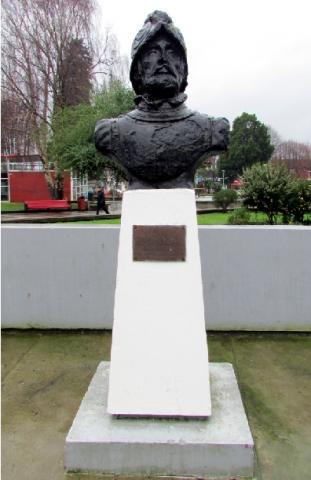 Imagen del monumento Martín Ruiz De Gamboa Berriz