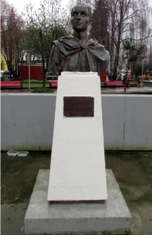 Imagen del monumento Simón Bolívar Palacios Y Blanco