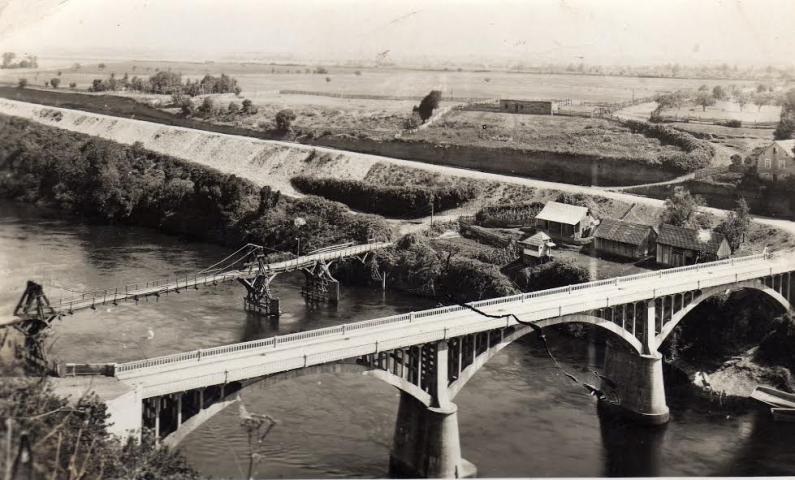 Imagen del monumento Puente Carlos Ibáñez del Campo