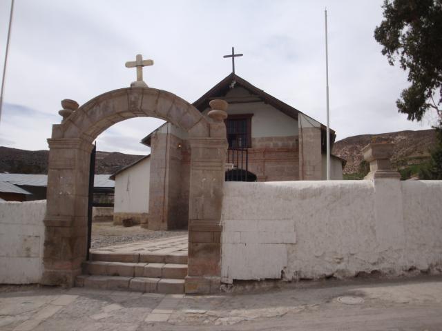 Imagen del monumento Iglesia de San Idelfonso de Putre