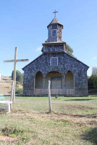 Imagen del monumento Iglesia de Quetalco