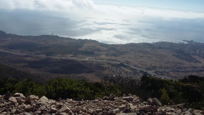 Imagen del monumento Cerro Santa Inés