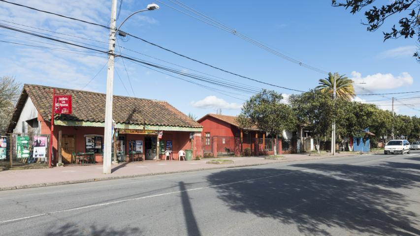 Imagen del monumento Entorno al Templo Parroquial del Niño Jesús de Villa Alegre
