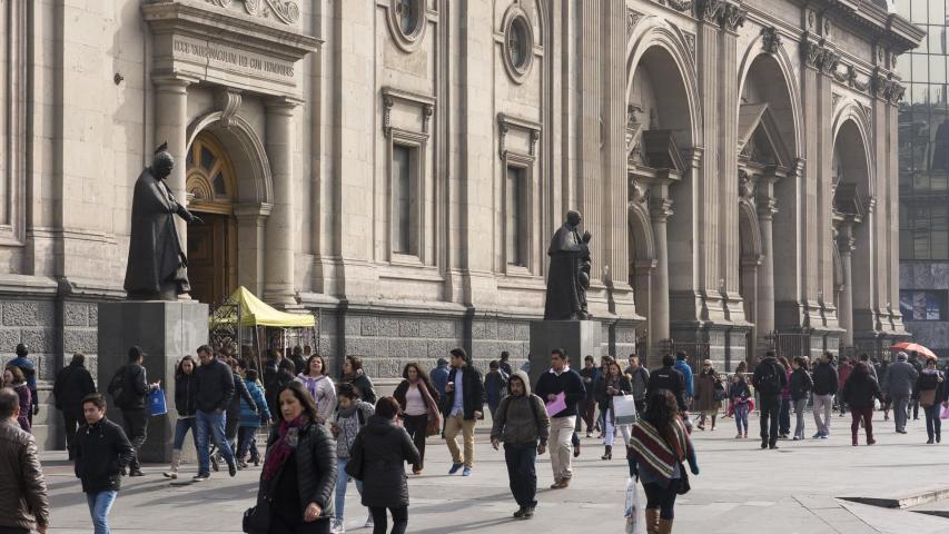 Imagen del monumento Plaza de Armas, Congreso Nacional y su entorno