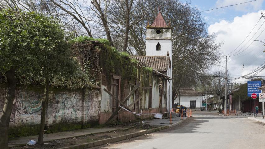 Imagen del monumento Sector que rodea y adyacentes de la Plaza de Armas de Yerbas Buenas