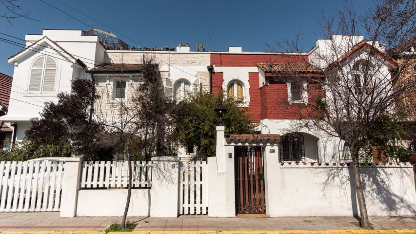 Imagen del monumento Calle Keller en el sector comprendido entre calles Avenida Manuel Montt y Luis Barros Valdés