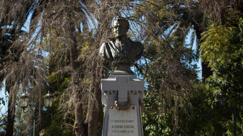 Imagen del monumento Centro Histórico de Los Andes