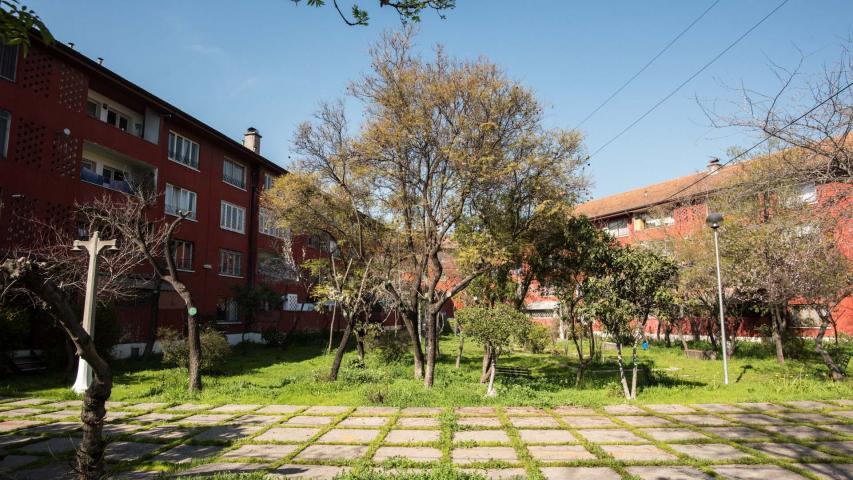 Imagen del monumento Conjunto Empart de Ñuñoa