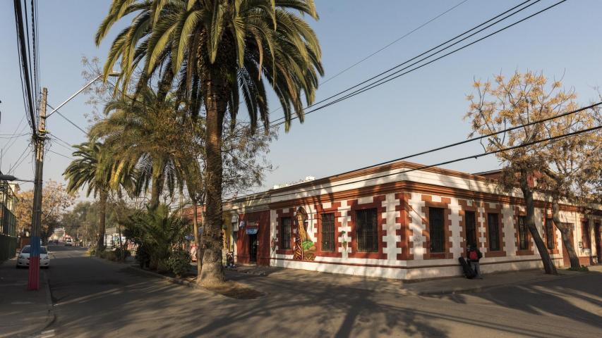 Imagen del monumento Barrio Huemul