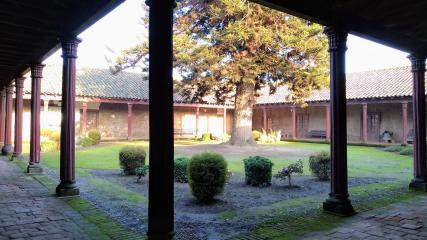 """Imagen de La Villa Cultural Huilquilemu y el resguardo de las tradiciones del Maule serán protagonistas del próximo """"Conectemos con los Monumentos"""""""