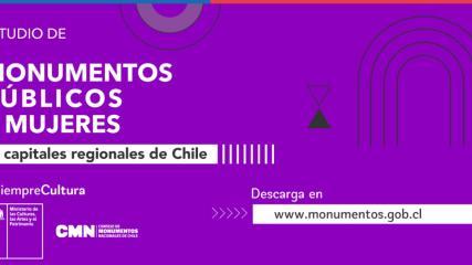Imagen de 1er Estudio de Monumentos Publicas a Mujeres en Capitales Regionales