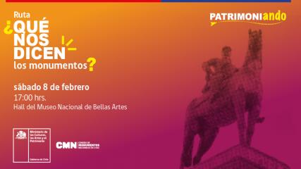 """Imagen de """"¿QUÉ NOS DICEN LOS MONUMENTOS?"""" CMN ABRE RUTAS PARA CONOCER SUS HISTORIAS EN TODO CHILE"""