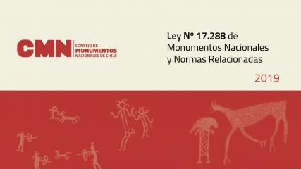 Imagen de Ley de Monumentos Nacionales y Normas Relacionadas, 2019
