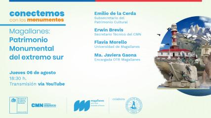 Imagen de Conectémos con los Monumentos: Magallanes
