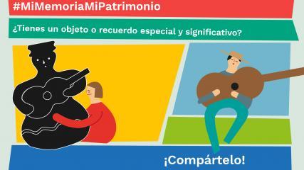 Imagen de Ministerio de las Culturas invita a compartir objetos y memorias significativas para este #DíaDelPatrimonioEnCasa