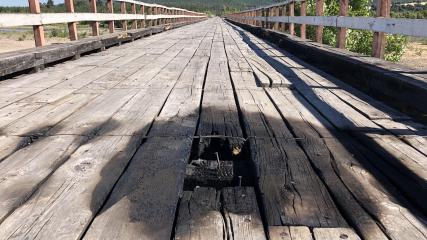 Imagen de Alianza público-privada permitirá proteger el Monumento Nacional Puente Confluencia ante emergencias