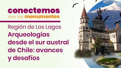 Imagen de Conectemos con los Monumentos: Los Lagos
