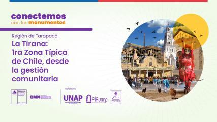 """Imagen de Conectemos con los Monumentos"""" destacará el poblado  de La Tirana como la primera Zona Típica de Chile"""