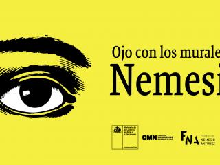 """Imagen de ruta """"Ojo con los Murales de Nemesio"""""""