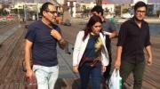 Imagen de Secretaria técnica y equipo CMN visita Antofagasta